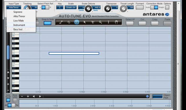 Auto-Tune Evo – Free AutoTune Vst | SoundTips