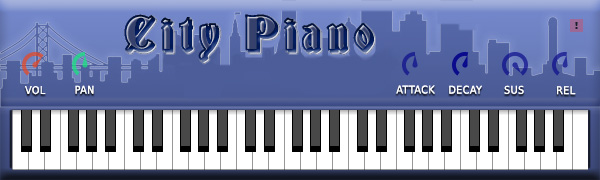 City-Piano