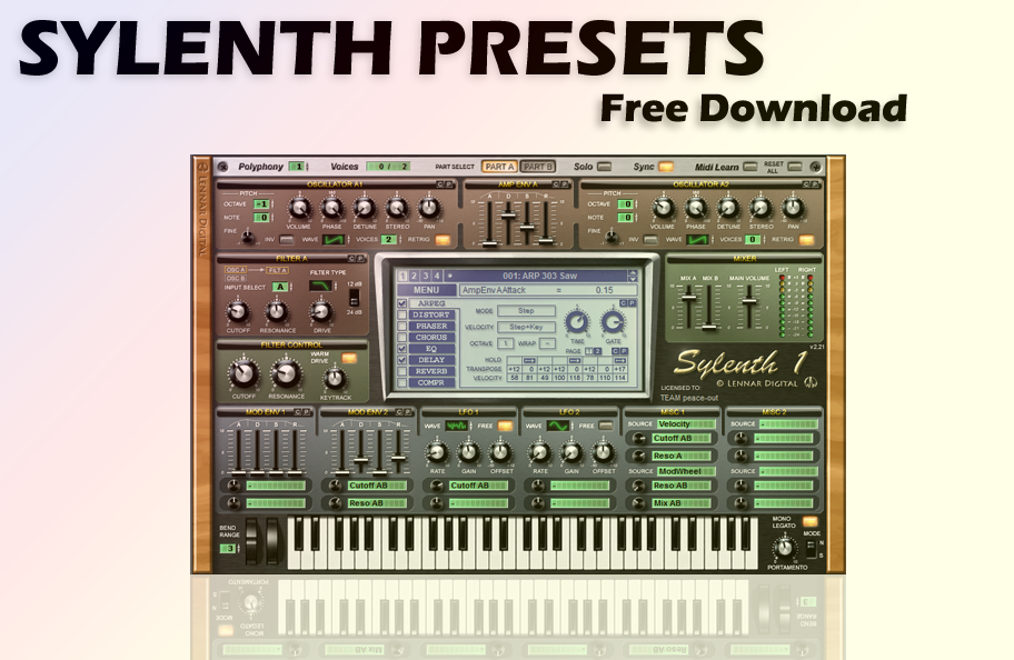 Sylenth1 Presets & Soundbanks - Free Download | SoundTips