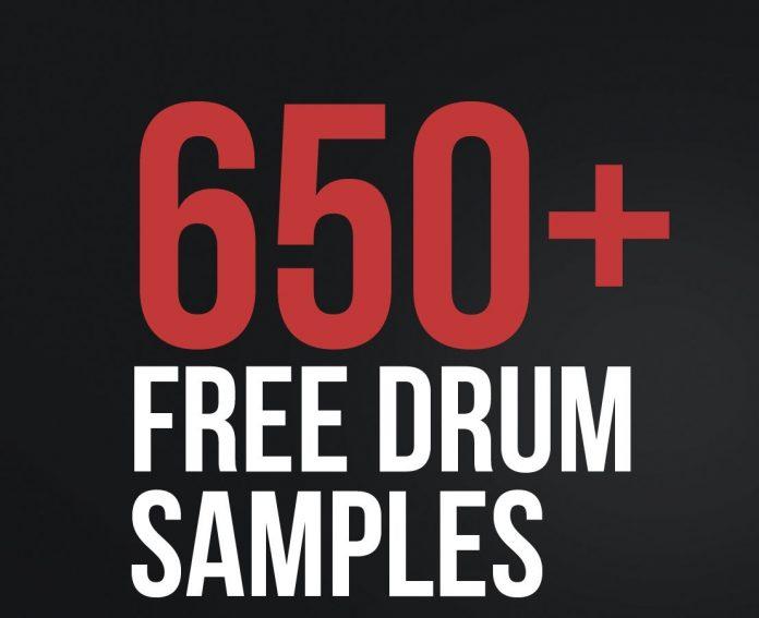 650+ Free Drum Samples | SoundTips